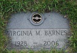 Virginia May Barnes