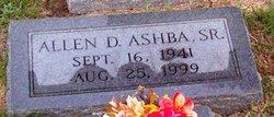 Allen Douglas Ashba, Sr