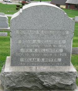 Adam A. Dellinger