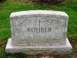 Edgar P Bohrer