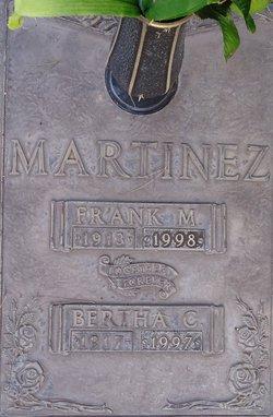 Bertha C Martinez