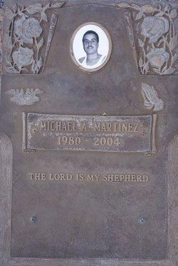 Michael Angel Martinez