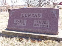 Katherine Katie <i>Schantz</i> Conrad