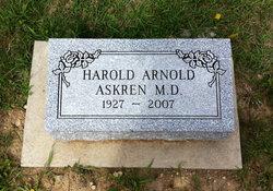 Dr Harold Arnold Askren