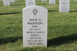 Jack Gene Madison