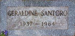 Mrs Geraldine Gerri <i>Twerdy</i> Santoro