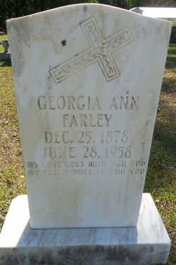 Georgia Ann Farley