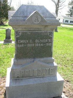 Pvt Oliver S Applegate, Jr