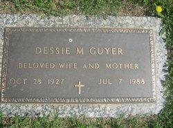 Dessie Mae <i>Fouts</i> Guyer