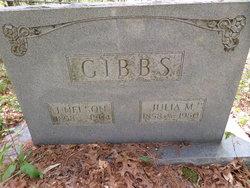 Julia Malisa <i>Roland</i> Gibbs