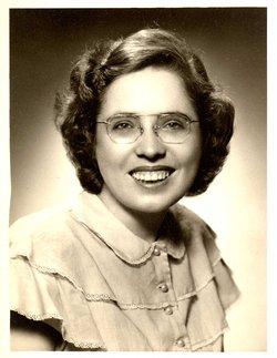 Marjorie <i>Vance</i> Bevis