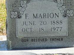 Francis Marion Burris