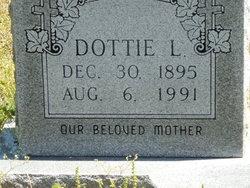 Dottie L <i>Taylor</i> Burris