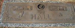 Allen Pruitt Hall, Sr