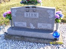 Philip W. Rehm