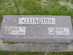 Jessie <i>Topping</i> Allington