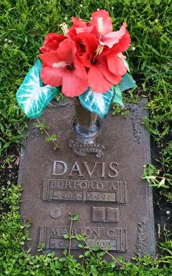 Burford Davis