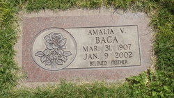 Amelia V. Baca