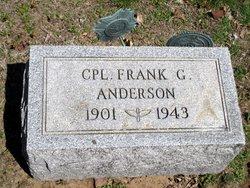 Frank George Anderson