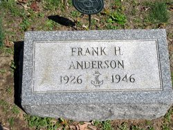 Frank Henry Anderson