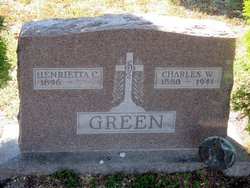 Charles W. Green