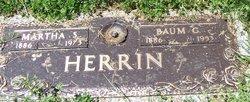 Martha Sorue <i>Ivie</i> Herrin