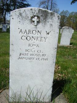 Aaron W Conkey