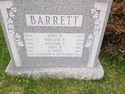 Edna R <i>Bowers</i> Barrett
