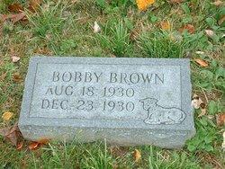 Robert Bobby Brown