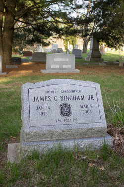 James C. Bingham, Jr