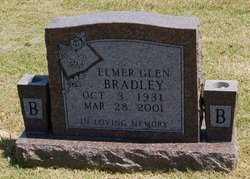 Pvt Elmer Glenn Bradley