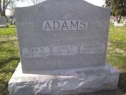 Minerva Adams