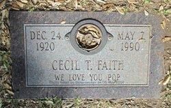 Cecil Thomas Faith