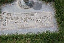 Minnie <i>Atwood</i> Keating