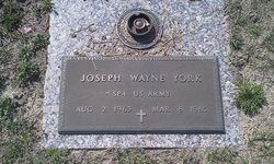 Joseph Wayne York