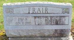 Fred M Frair