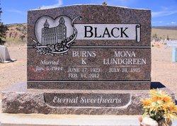 Burns K Black