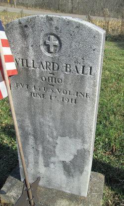 Pvt Willard Ball