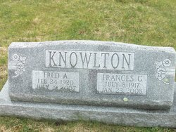 Fred Amos Knowlton