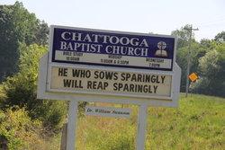 Chattooga Baptist Church Cemetery