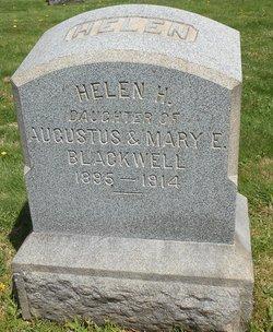 Helen H Blackwell