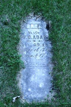 Sarah <i>Hill</i> Adams
