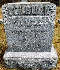 Alice M. Colburn