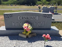 Mildred Minnie <i>Drgac</i> Crnkovic