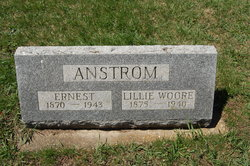 Lillie Moore Anstrom