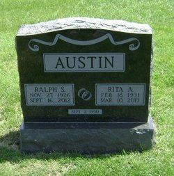 Rita Anne <i>Kennedy</i> Austin