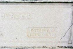 Estella Blanche <i>Cranfill</i> Blades