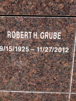 Robert Harry Grube