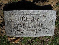 Lucille C Van Dame