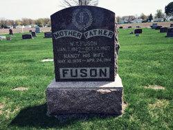 Nancy Maria <i>Lowman</i> Fuson